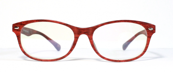 Cat Wooden Red